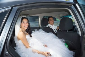 latina-bride-in-car