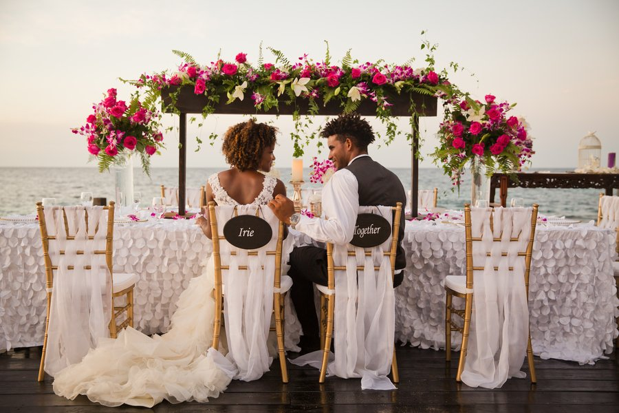 Destination Wedding: An Exquisite Weed Wedding in Jamaica