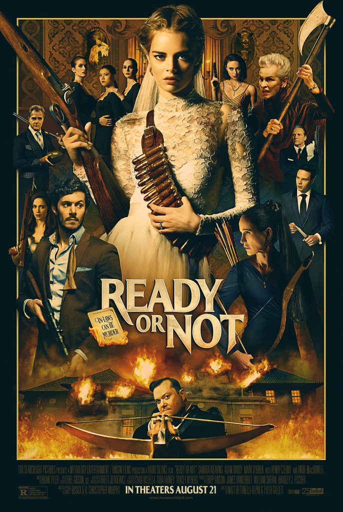 GIVEAWAY ALERT: We are giving away  free tickets to see Ready or Not